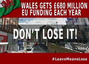 Wales in Europe Funding