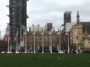 Parliament Square Brexit